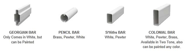 Design Options bar