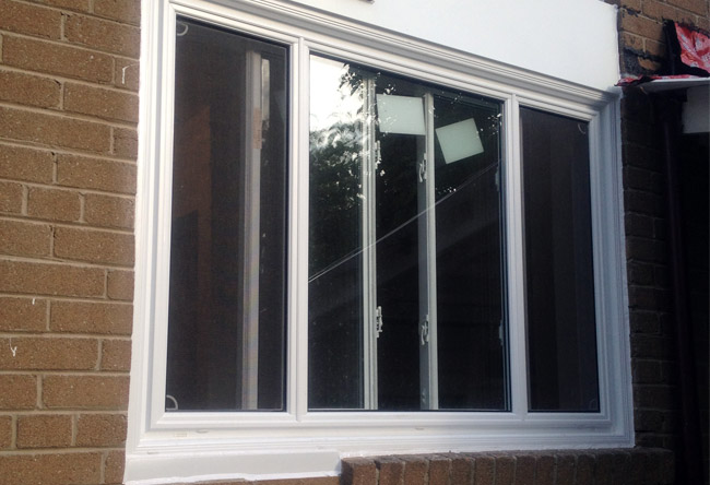 Double End Slider Windows Total Home Windows And Doors