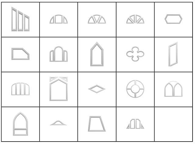Design Options shape