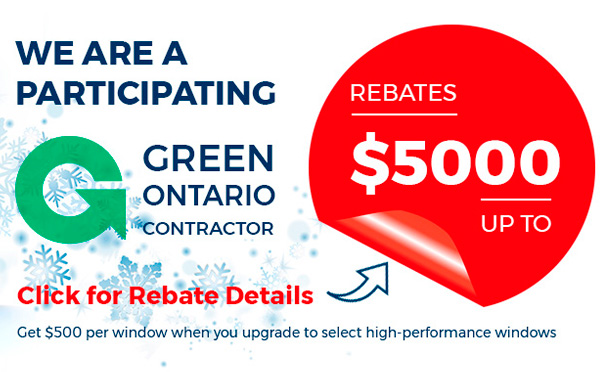 PROFESSIONAL WINDOW REPLACEMENT AND DOOR INSTALLATION TORONTO COMPANY