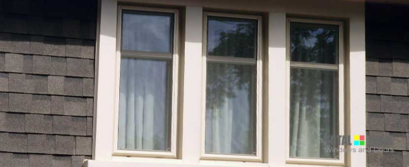 Installing Vinyl Windows