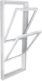 Total Home Windows and Doors Double Hung Windows
