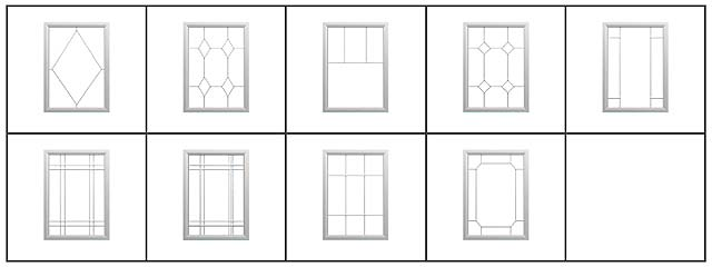 Total Home Windows and Doors Window Grid