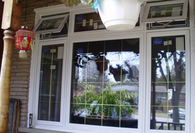 Total Home Windows and Doors AWNING WINDOW