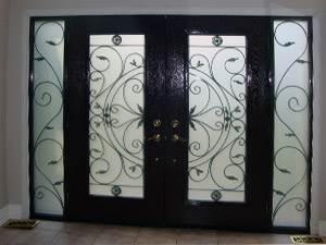 Total Home Windows and Doors Fiberglass Doors