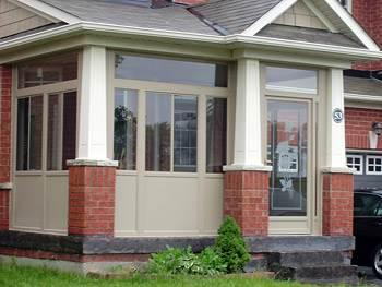 Total Home Windows and Doors Porch Enclosures