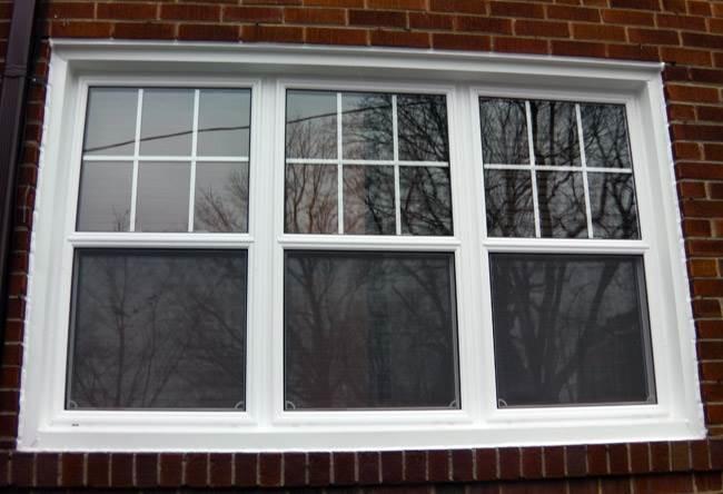 Total Home Windows and Doors SINGLE HUNGDOW