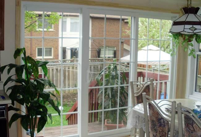 Total Home Windows and Doors Vinyl Patio Doors