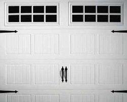Grooved Panel Garage Doors